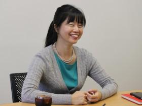 MSIGホールディングス・アジアのオリビア・リーさん